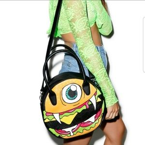 Iron Fist CYCLO BURGER Burgerclops Purse